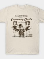 Community Chests T-Shirt