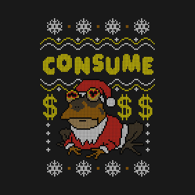 Consume!
