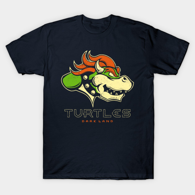 Dark Land Turtles