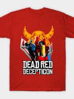 Dead Red Deception T-Shirt