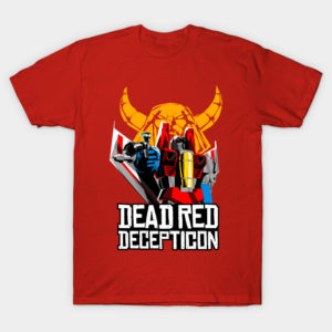 Dead Red Deception