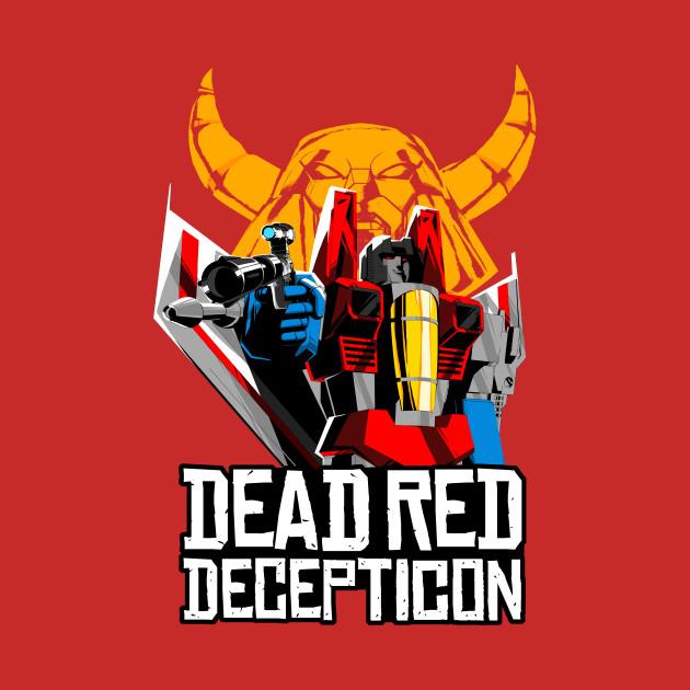 Dead Red Deception