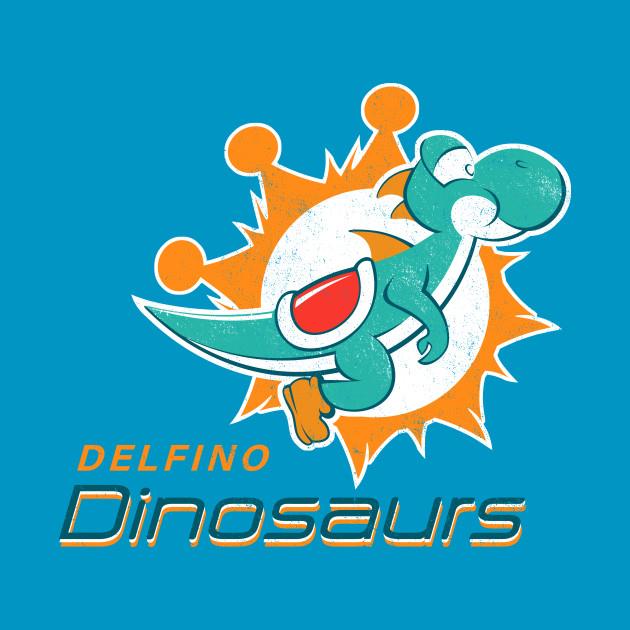 Delfino Dinosaurs