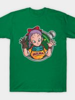 Dragon Ball Quest by bulma T-Shirt