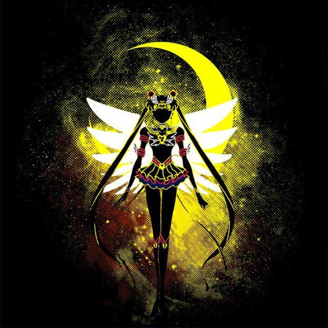 Eternal Sailor Moon Art