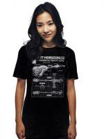 Event Horizon Specs T-Shirt