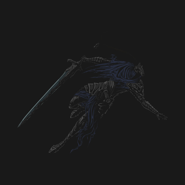 Fall of the Rebel Knight of Gwyn