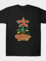 Flower Power Demogorgon T-Shirt