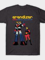 Grendizer ufo robot T-Shirt