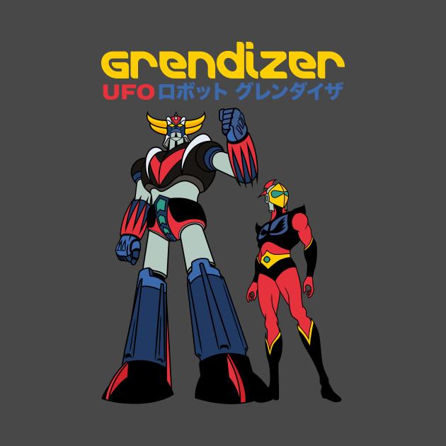 Grendizer - ufo robot