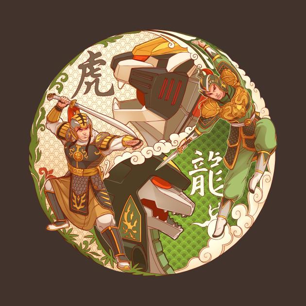 Hǔ and Lóng