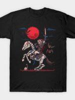 Halloween Blood Moon T-Shirt