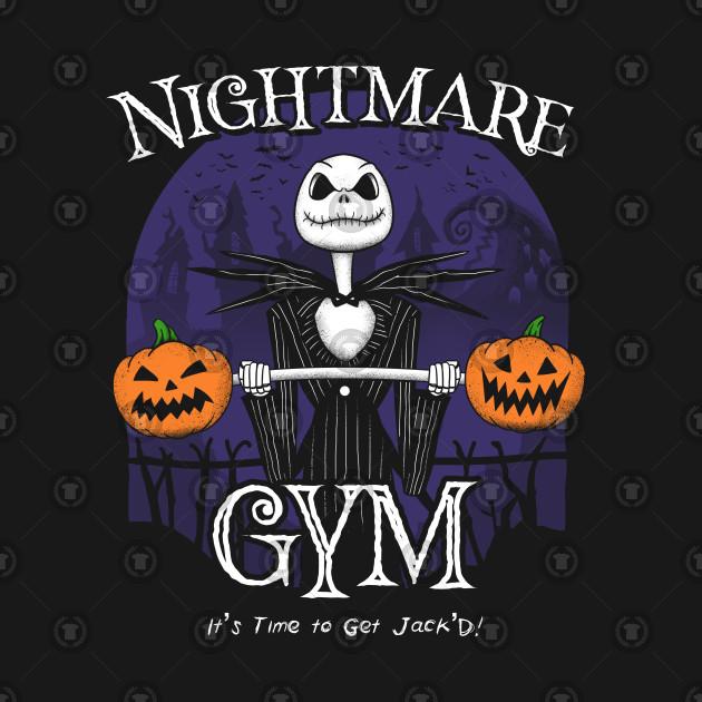 Halloween Town Gym
