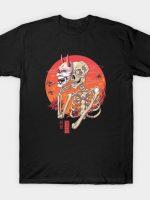 Hannya Yokai Mask T-Shirt