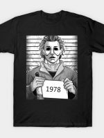 Horror Prison - Halloween Man T-Shirt