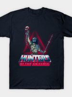 Hunters of the Universe T-Shirt