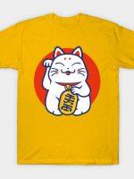 Lucky cat - Maneki-neko T-Shirt