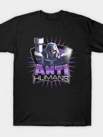 Megabot Anti-Humans T-Shirt