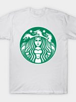 Mother of dragons - coffee T-Shirt