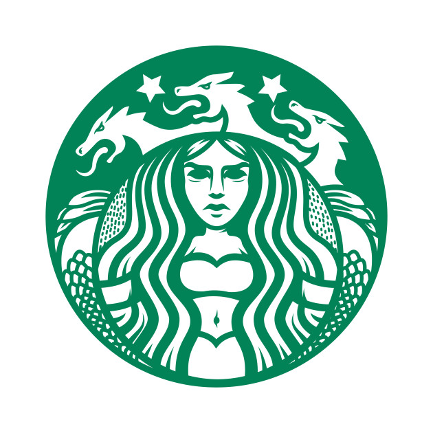 Mother of dragons - coffee