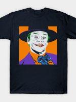 Orange Joker T-Shirt
