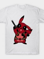 PikaPool Red T-Shirt