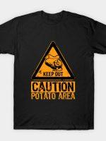 Potato area T-Shirt