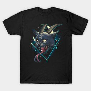 Rad Devil Cat