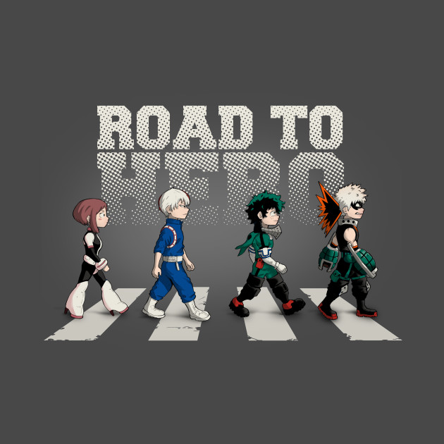 Road to hero