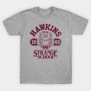 STRANGE SCHOOL