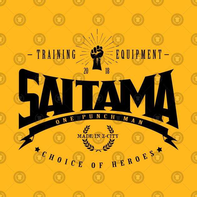 Saitama Choice of Heroes