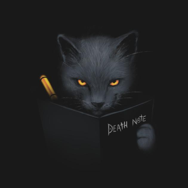 Shinigami cat