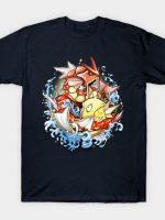 Shining Splash-Koi T-Shirt