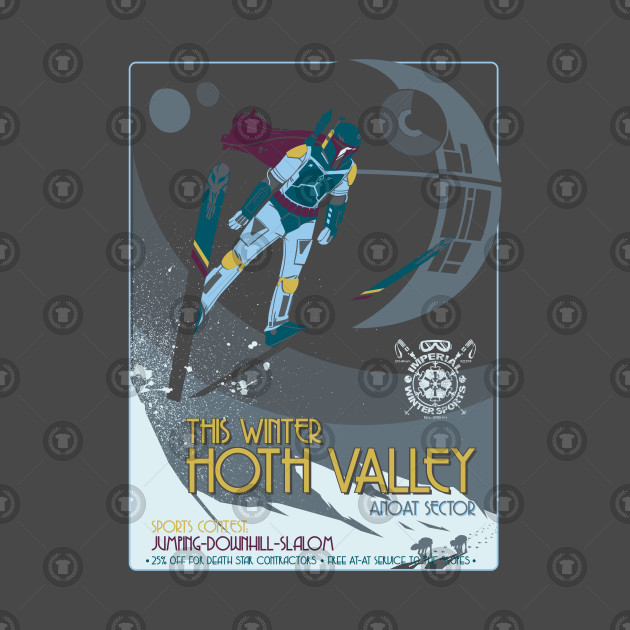 Ski Hoth Valley