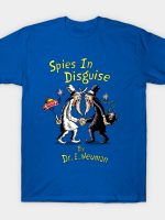 Spies in Disguise T-Shirt