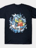 Splash-Koi T-Shirt