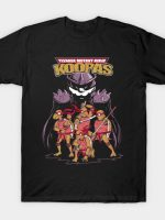 Teenage Mutant Ninja Koopas T-Shirt