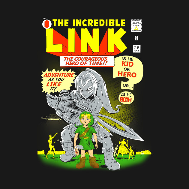 The Incredible Link