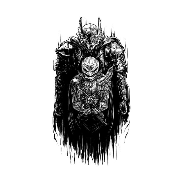 The Swordsman and the Hawk