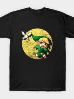 The adventures of Link T-Shirt
