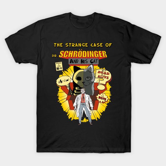 The strange case of Schrodinger
