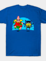 Who Lives in a Batcave Under the Sea? T-Shirt