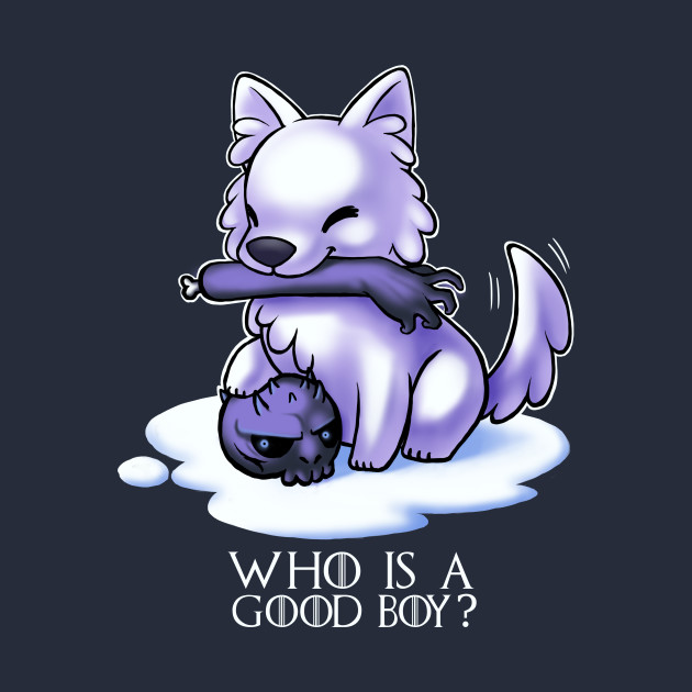 Who is a good boy?