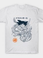 goku and shenron T-Shirt