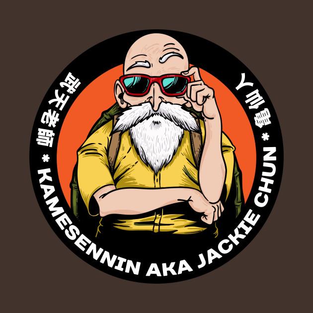 kamesennin aka Jackie Chun