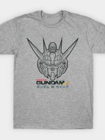 mobile suit armor alternate T-Shirt