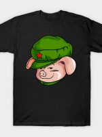 oolong - Dragon ball T-Shirt