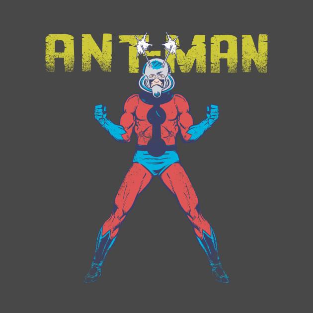 vintage Antman