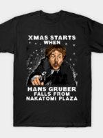 A Gruber Xmas T-Shirt