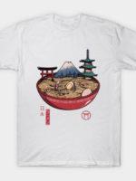 A Japanese Ramen T-Shirt